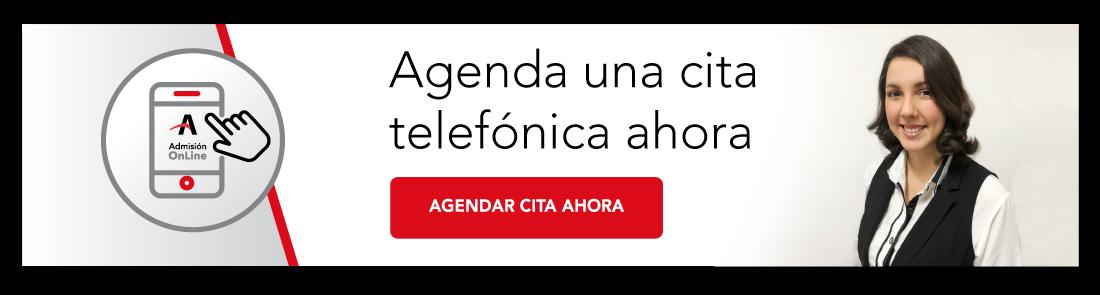 Agendar cita telefónica